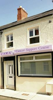 Cara Cancer Support Centre, Place, Williamson's Place, Dundalk.