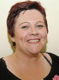 Lisa Marmion, Manager of Dundalk Women's Aid.