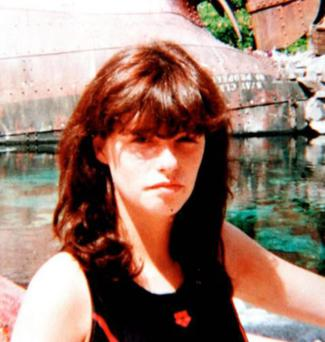 Ciara Breen from Dundalk has been missing since February 13 1997