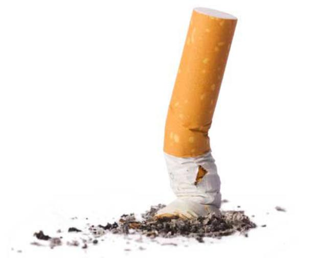 Free local stop smoking courses are not running this year