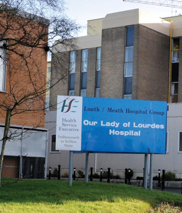 Our Lady of Lourdes Hospital in Drogheda
