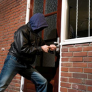Burglary is high on the list of reported crimes in Louth
