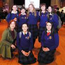 St. Vincent's school have been awarded the prestigious Gaelbhratach Flag