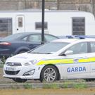 The eviction of travellers from a private site in Dundalk Retail Park last Tuesday