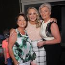 Linda McAleer, Karen Daly and Catriona Hughes