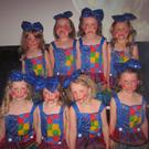 Some of the Dance Kids 'Tiny Tots'