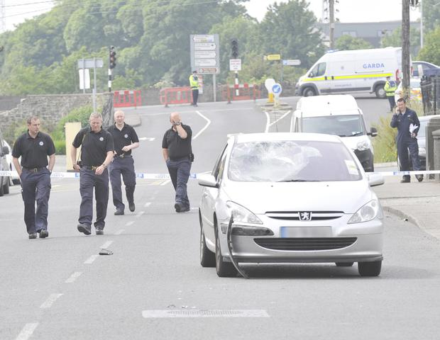 Man (83) injured in Avenue Rd collision - Independent ie