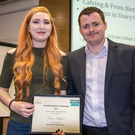 Laura Clifford BSc. VN RVN was presented with the Merial Animal Health Award for Best Equine Portfolio 2015