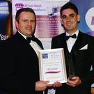 John Mulligan, The Argus, and Keith Agnew of MVI Cleaning Solutions