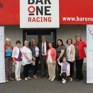 Members of the Cara Cancer Support Centre announce details of their Race Day