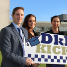 DkIT Careers Staff with Participating Companies at DkIT Careers Fair 2016, from left, Anthony Murray, Employment Liaison Officer at DkIT, Hannah FitzGibbon, Recruitment Consultant at Osborne Recruitment (Sponsor), Shona McManus, CEO at Osborne Recruitment (Sponsor), Lucia O'Neill, Graduate