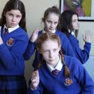 Lucy Litchfield, Ellen McCourt, Michelle Mulligan and Bronah Mulholland