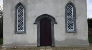 The former Presbyterian church in Castlebellingham is being developed into a wedding venue by Donna McLoughlin