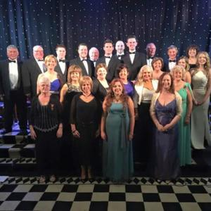 Members of the 45 strong adult chorus from Dundalk Musical Society