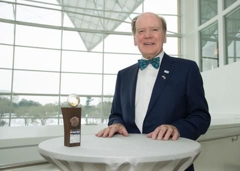 Dr Pearse Lyons.