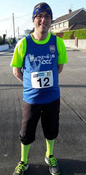 Kevin Donovan from Cork ran as part of his 32 County Challenge. More at Kevin32County2017 on Facebook