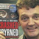 Blackrock-born racing driver Tommy Byrne is launching a revised edition of his biography.