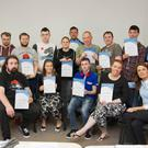 Graduates in the HACCP programme run by Louth Leader partnership and EmployAbility Service, Louth