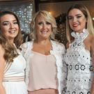"Nicole Malone with Annie and Kate Finnegan at ""Beauty by Nicole"" held in the Carrickdale Hotel"