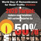 World Day of Remembrance for Road Traffic Victims will be held in Augustinian Church, Drogheda