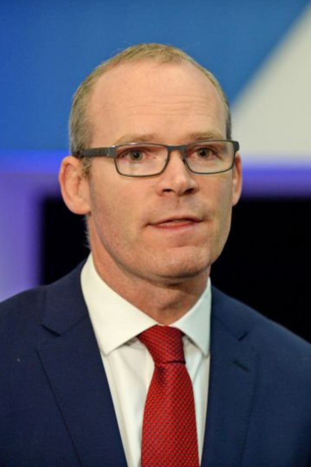 Minister for Foreign Affairs, Simon Coveney TD