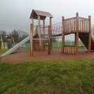 The new playground will be officially opened on Thursday by Minister Michael Ring