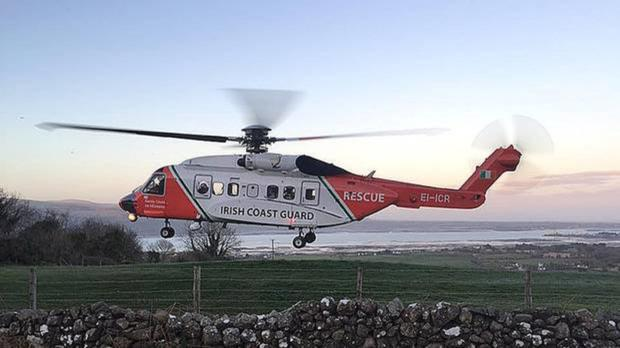 An Post are to release new commemorative stamps to honour the crew members of Rescue 116
