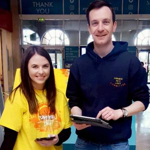 There is still time to sign up for the Darkness into Light walk at DkIT