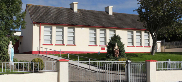 The former Mell National School in Drogheda will be used a Garda Station for the duration of Fleadh Cheoil