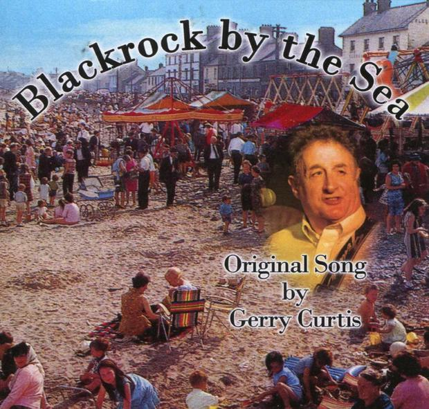 The CD released by Gerry Curtis