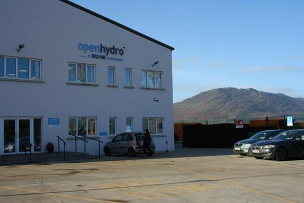 OpenHydro in Greenore