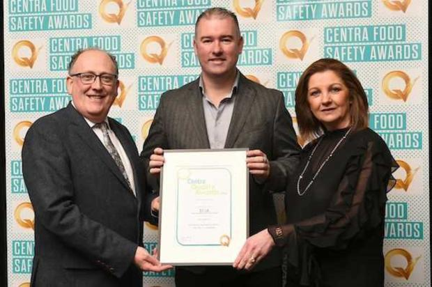 awards for local centra stores independent ie