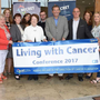 Attendees at last year's Living with Cancer Conference.