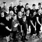 Dundalk Musical Society cast members for Addams Family