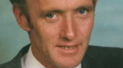 Tom Oliver, murdered by the IRA in 1991