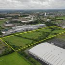 The proposed site for Louth GAA new stadium which is currently owned by Louth County Council