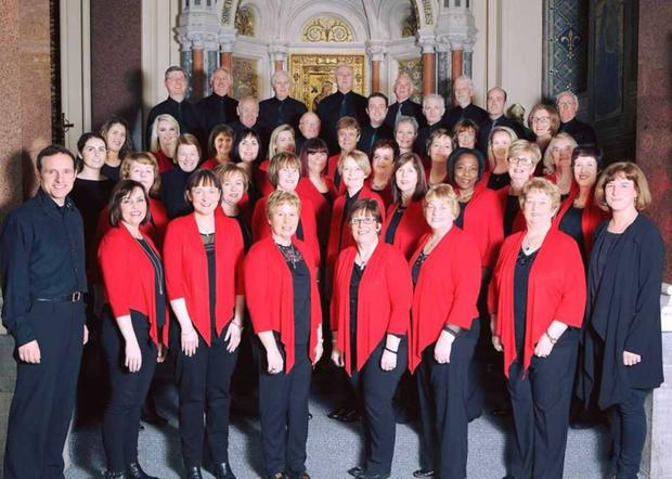 St Joseph's choir are set to launch an album