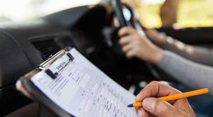 A lot of tips to help you pass the driving test are common sense