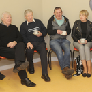 Some of the group who attended the information awareness seminar in the Family Addiction Support Centre, Lios Dubh