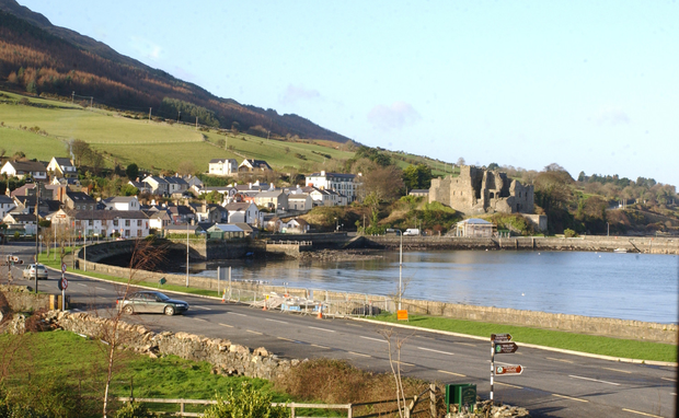 'Gardaí will be patrolling Carlingford in Co Louth across the bank holiday weekend in an attempt to stop what residents feel is destroying the coastal town's streets'