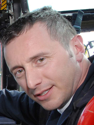 Captain Mark Duffy who remains missing off the Mayo coast.