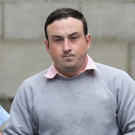 Aaron Brady who is charged with the murder of Detective Garda Adrian Donohoe