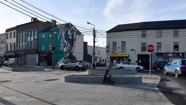 The re-vamped St Nicholas Quarter junction has caused a lot of controversy