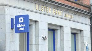 The Ulster Bank branch in Clanbrassil Street