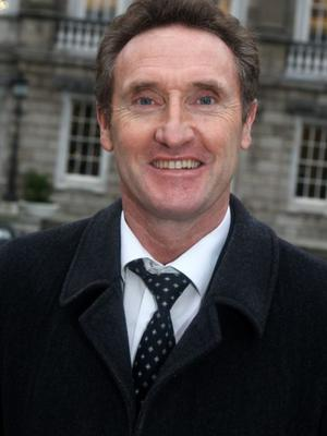 Peter Fitzpatrick, Fine Gael TD for Louth