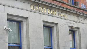 The Ulster Bank building in Clanbrassil Street. Photo: Aidan Dullaghan / Newspics