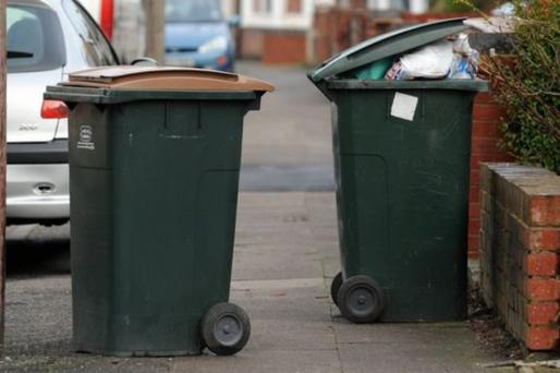 New pay-by-weight bin charges will be introduced on July 1