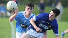Daire Nally and Karl Faulkner of St. Mary's
