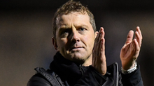 Dundalk boss Vinny Perth. Picture: SPORTSFILE