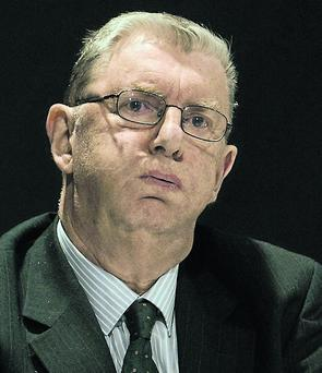 Football Review Committee (FRC) Chairman Eugene McGee. Photo: Ray McManus / SPORTSFILE
